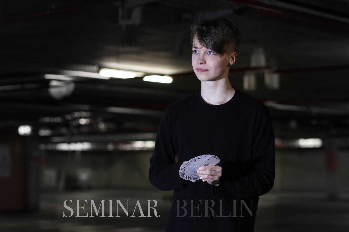 Moritz Mueller Lecture Berlin